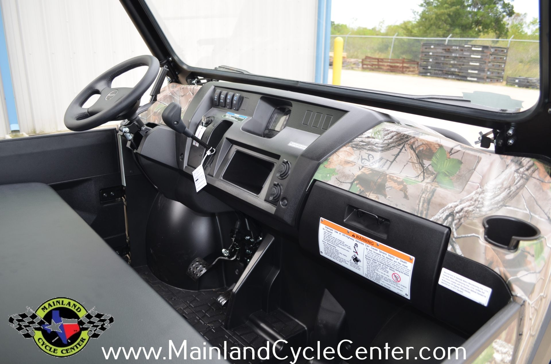 2016 Kawasaki Mule Pro-FXT EPS Camo in La Marque, Texas - Photo 14
