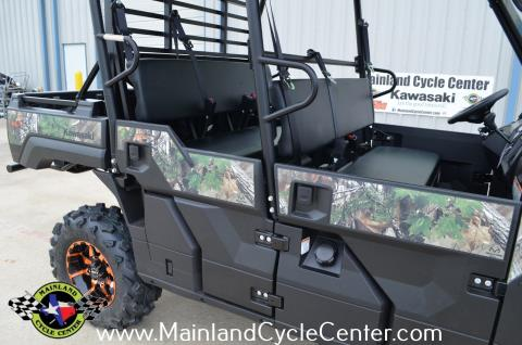 2016 Kawasaki Mule Pro-FXT EPS Camo in La Marque, Texas - Photo 15