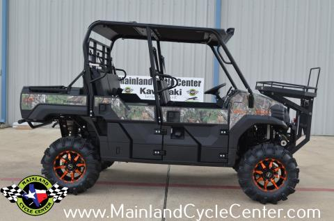 2016 Kawasaki Mule Pro-FXT EPS Camo in La Marque, Texas - Photo 3
