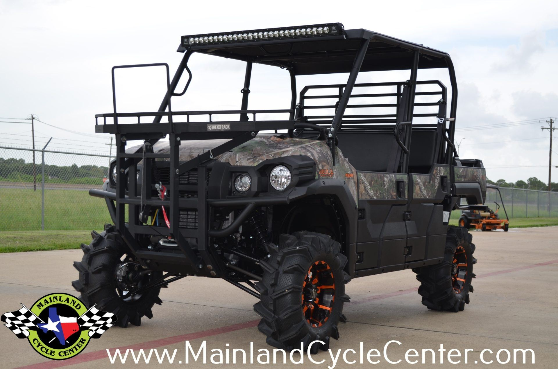 2016 Kawasaki Mule Pro-FXT EPS Camo in La Marque, Texas - Photo 6