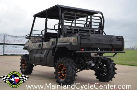 2016 Kawasaki Mule Pro-FXT EPS Camo in La Marque, Texas - Photo 7