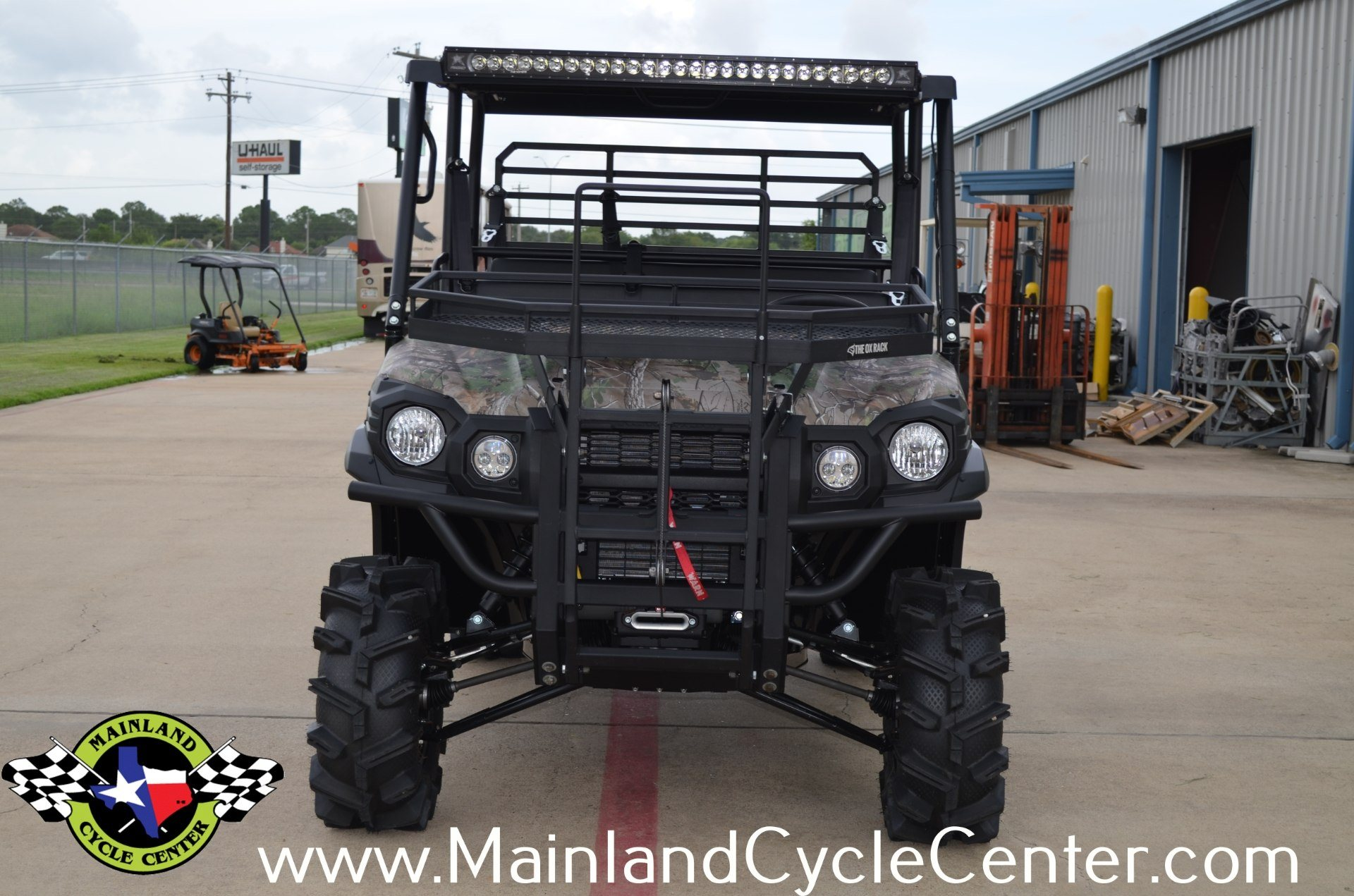 2016 Kawasaki Mule Pro-FXT EPS Camo in La Marque, Texas - Photo 9