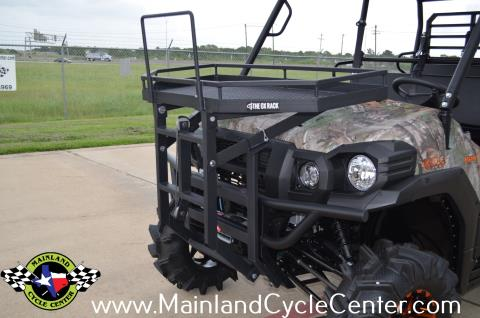 2016 Kawasaki Mule Pro-FXT EPS Camo in La Marque, Texas - Photo 10