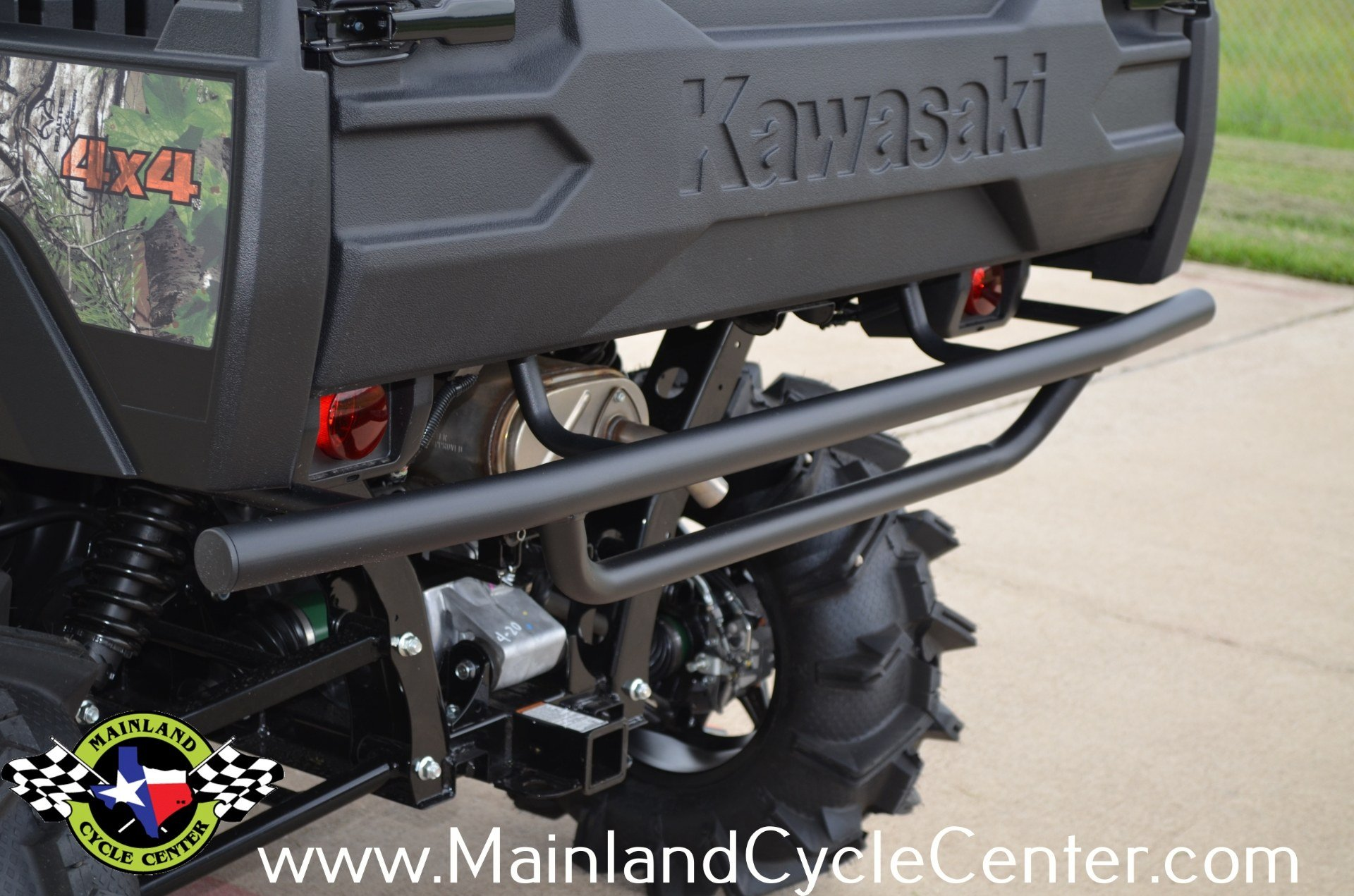2016 Kawasaki Mule Pro-FXT EPS Camo in La Marque, Texas - Photo 19