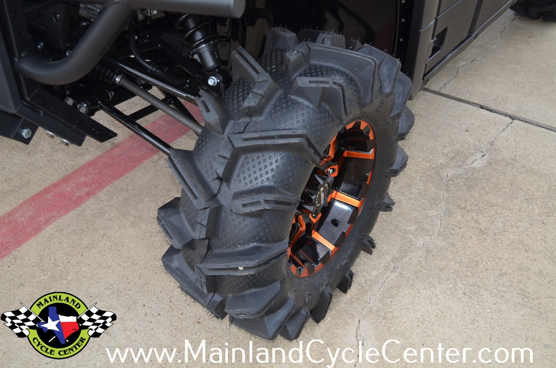 2016 Kawasaki Mule Pro-FXT EPS Camo in La Marque, Texas - Photo 21
