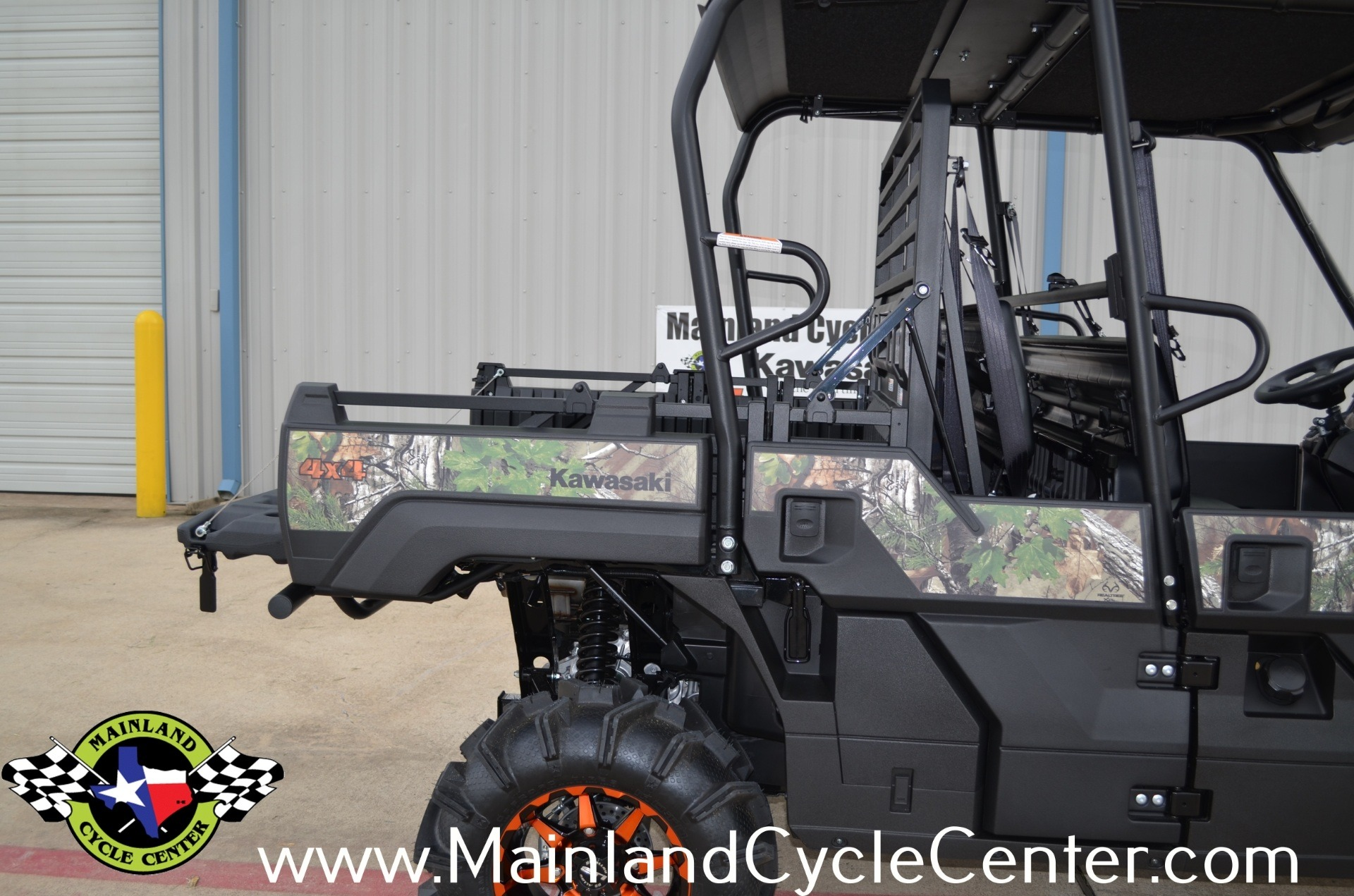 2016 Kawasaki Mule Pro-FXT EPS Camo in La Marque, Texas - Photo 32