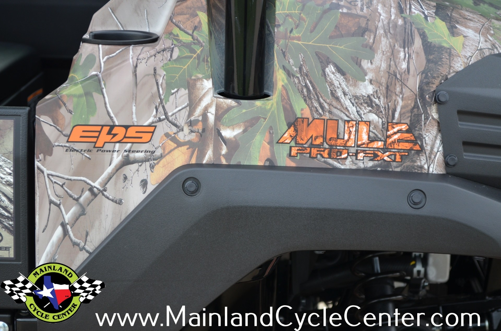 2016 Kawasaki Mule Pro-FXT EPS Camo in La Marque, Texas - Photo 35
