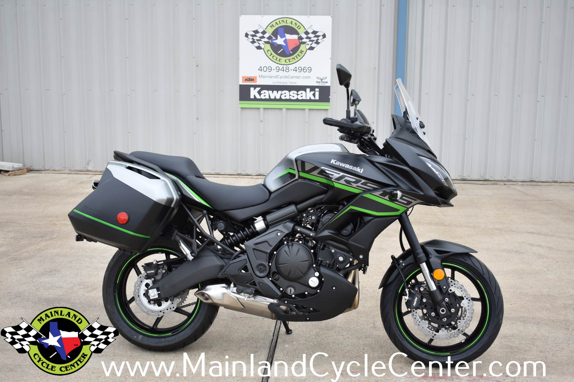 2019 Kawasaki Versys 650 LT in La Marque, Texas - Photo 1