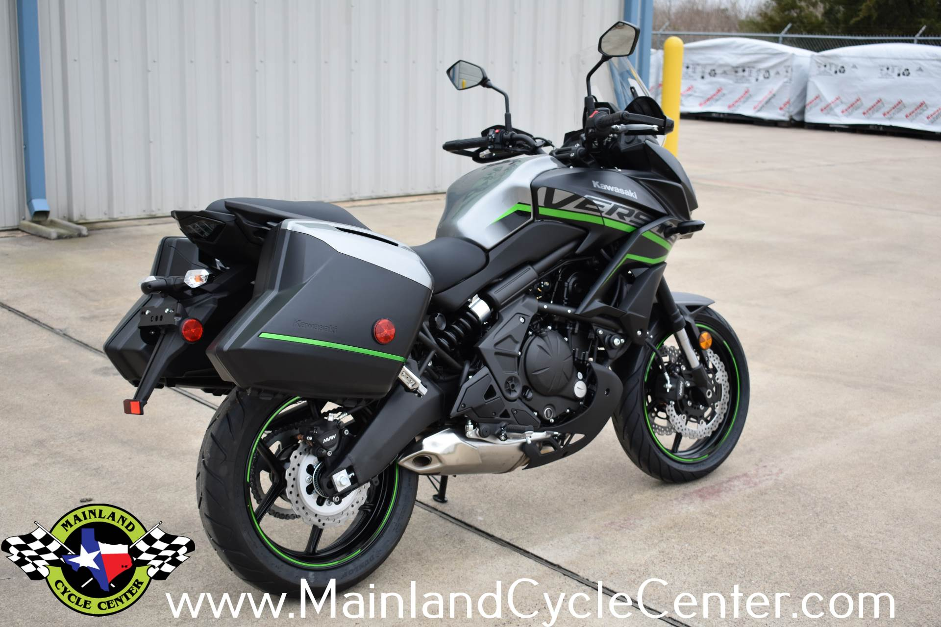 2019 Kawasaki Versys 650 LT in La Marque, Texas - Photo 3