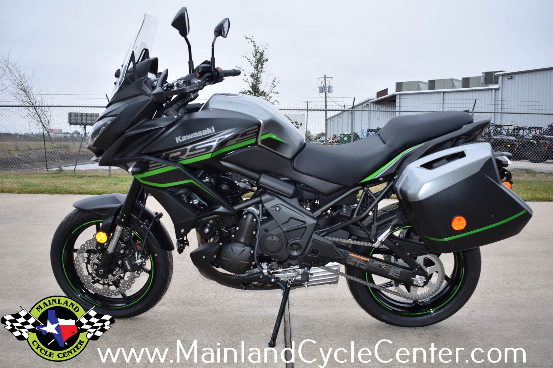 2019 Kawasaki Versys 650 LT in La Marque, Texas - Photo 4