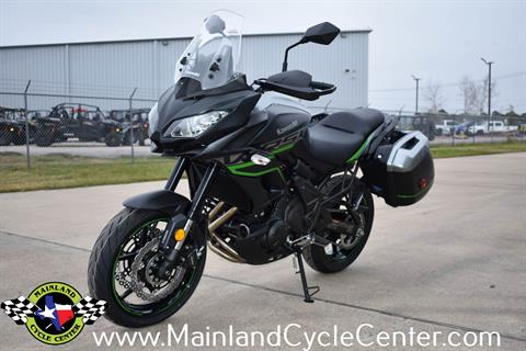 2019 Kawasaki Versys 650 LT in La Marque, Texas - Photo 5