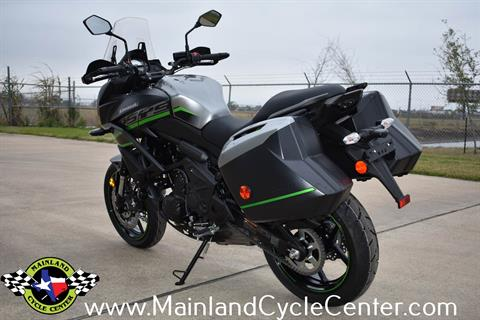 2019 Kawasaki Versys 650 LT in La Marque, Texas - Photo 6