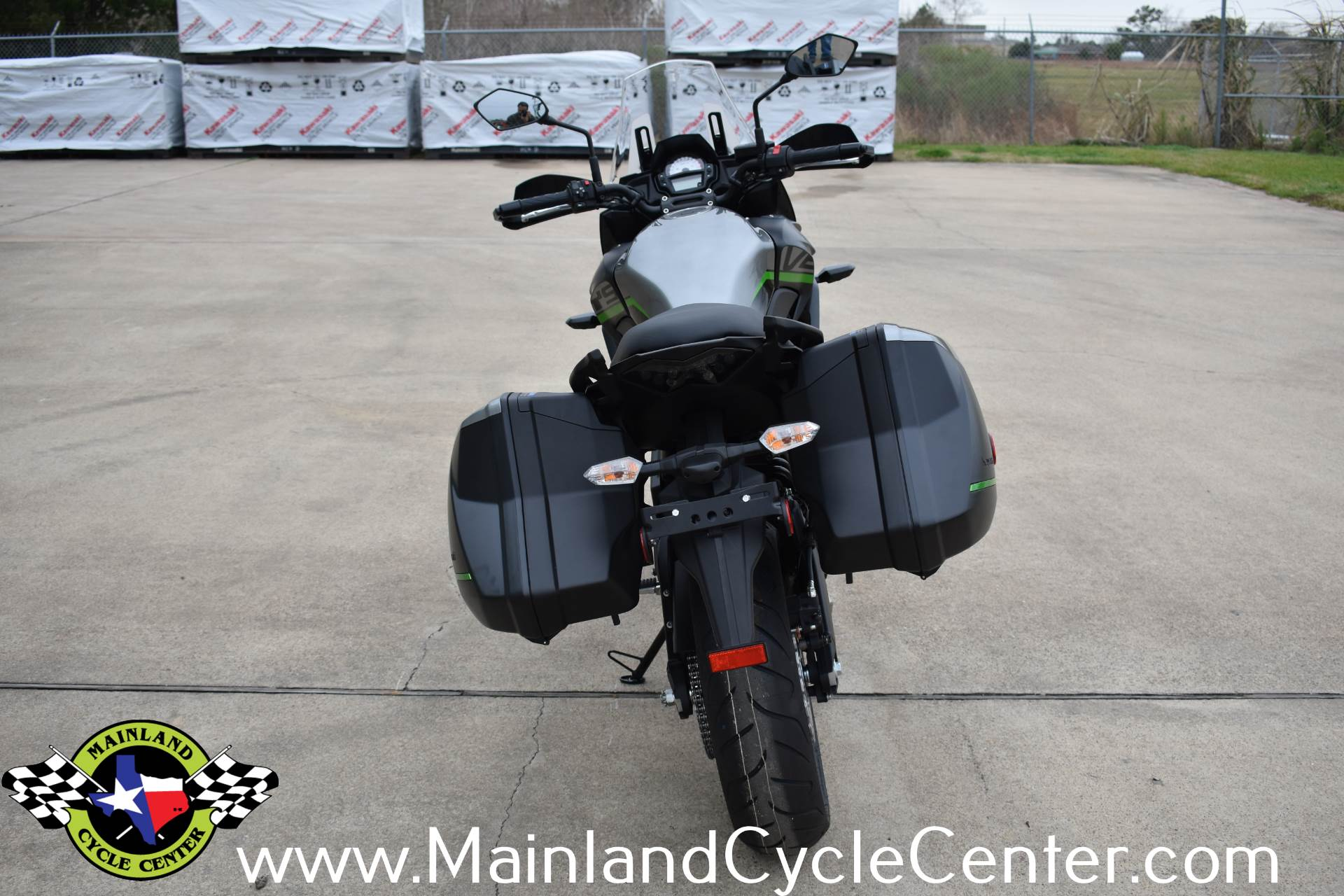 2019 Kawasaki Versys 650 LT in La Marque, Texas - Photo 7