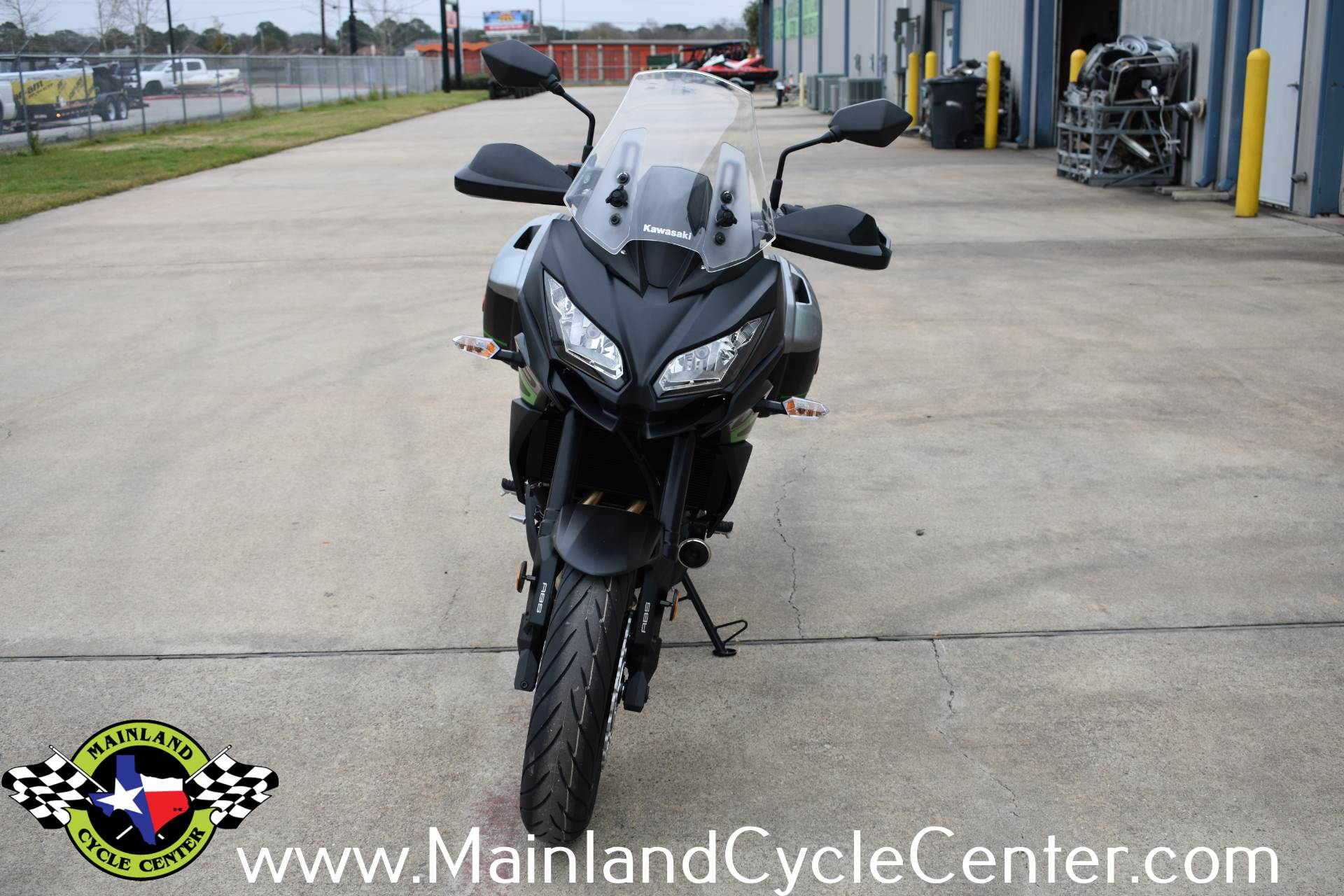 2019 Kawasaki Versys 650 LT in La Marque, Texas - Photo 8
