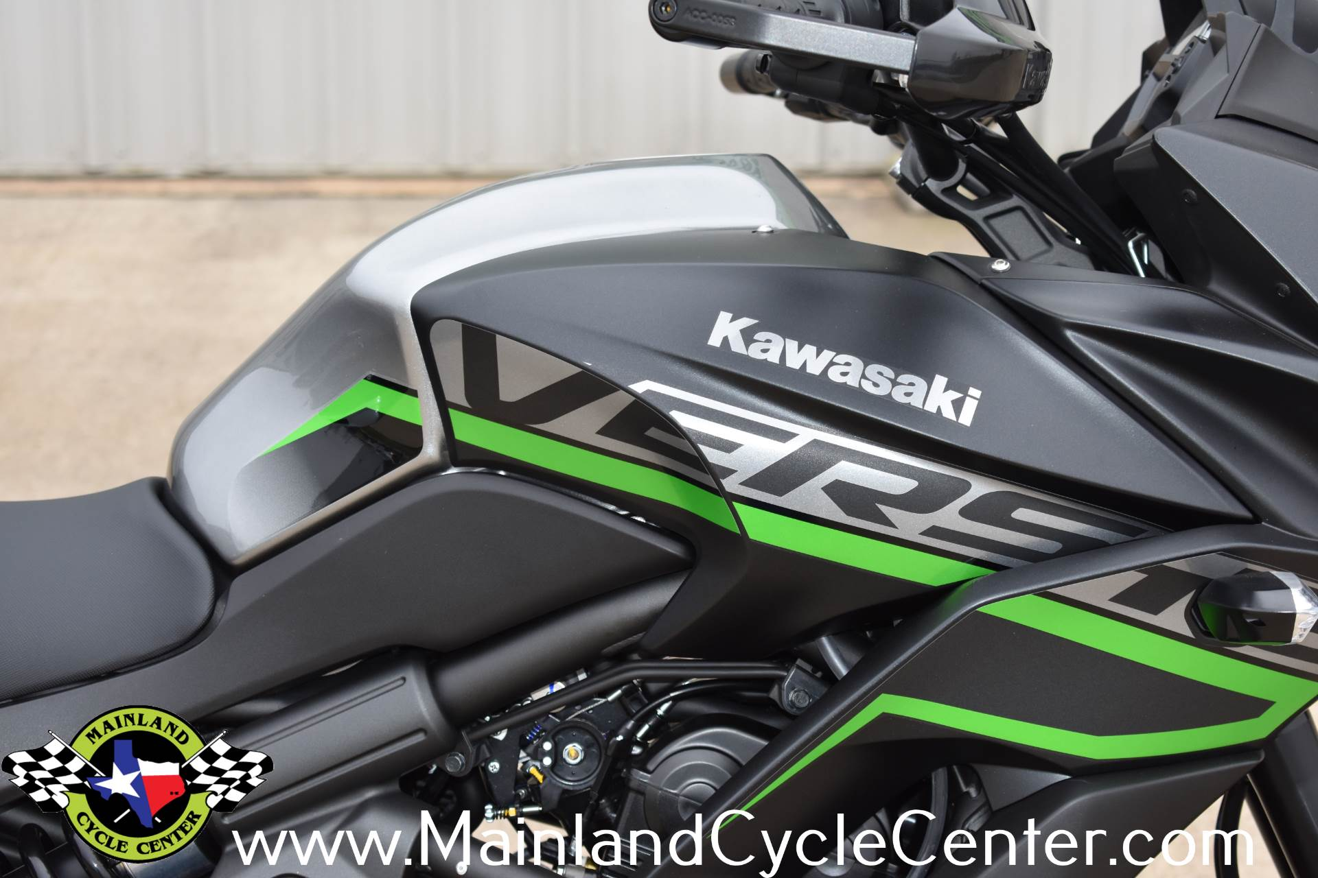 2019 Kawasaki Versys 650 LT in La Marque, Texas - Photo 10