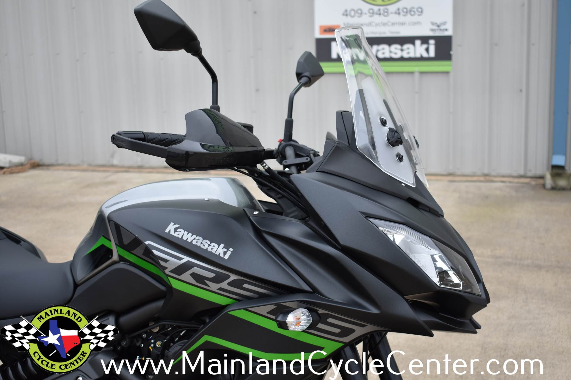 2019 Kawasaki Versys 650 LT in La Marque, Texas - Photo 12