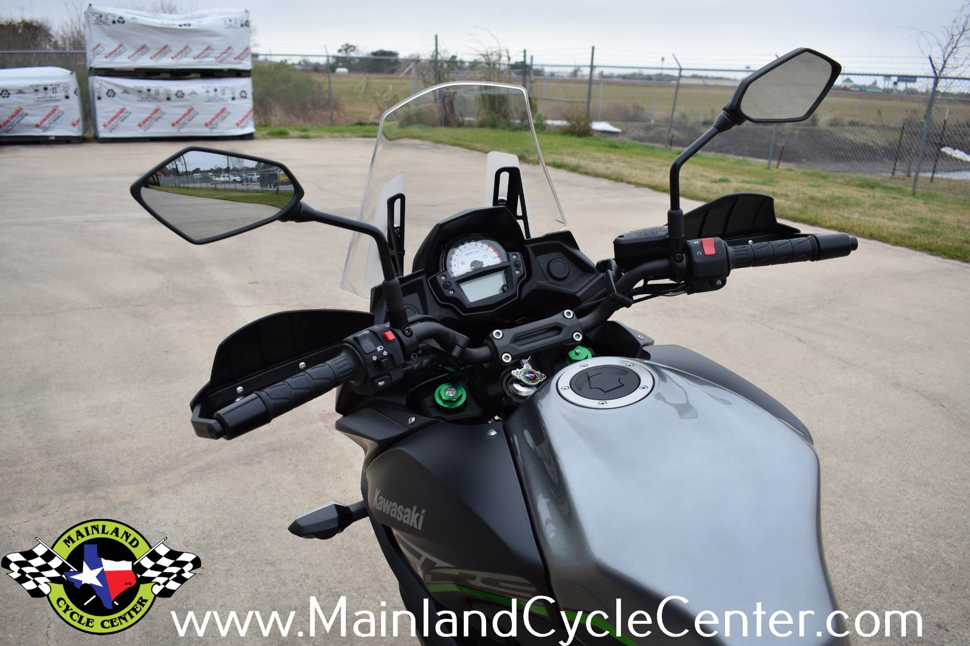 2019 Kawasaki Versys 650 LT in La Marque, Texas - Photo 22
