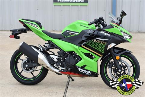 2020 Kawasaki Ninja 400 ABS KRT Edition in La Marque, Texas - Photo 1
