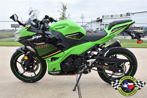 2020 Kawasaki Ninja 400 ABS KRT Edition in La Marque, Texas - Photo 4
