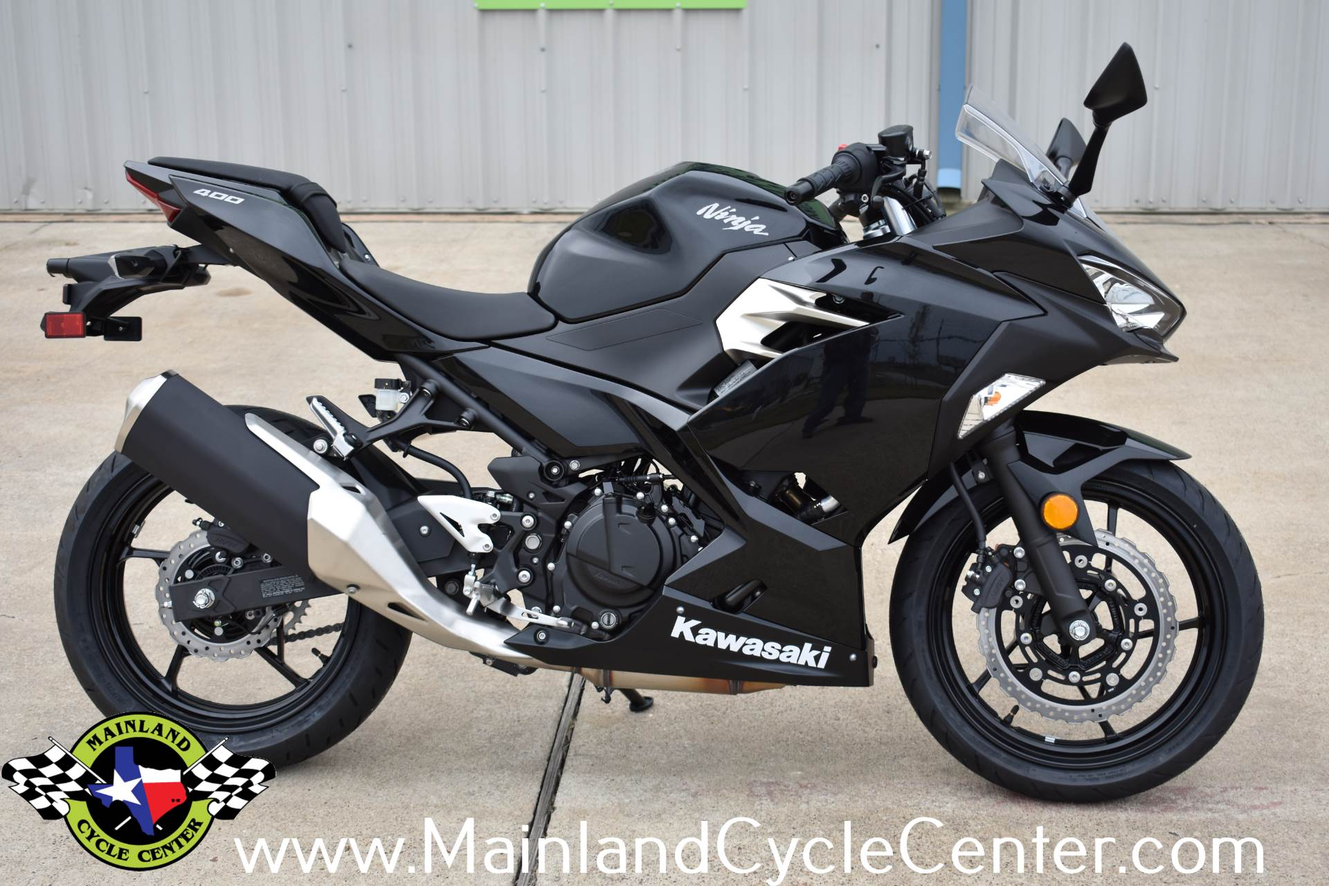 2019 Kawasaki Ninja 400 ABS in La Marque, Texas - Photo 4