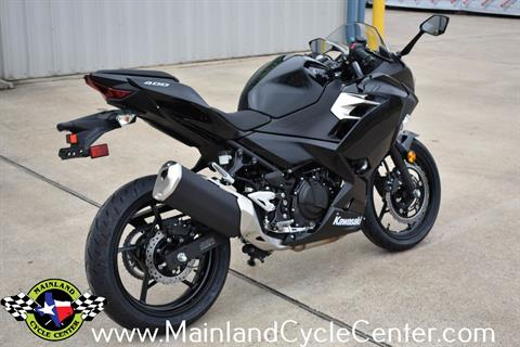 2019 Kawasaki Ninja 400 ABS in La Marque, Texas - Photo 5