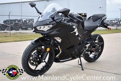 2019 Kawasaki Ninja 400 ABS in La Marque, Texas - Photo 7