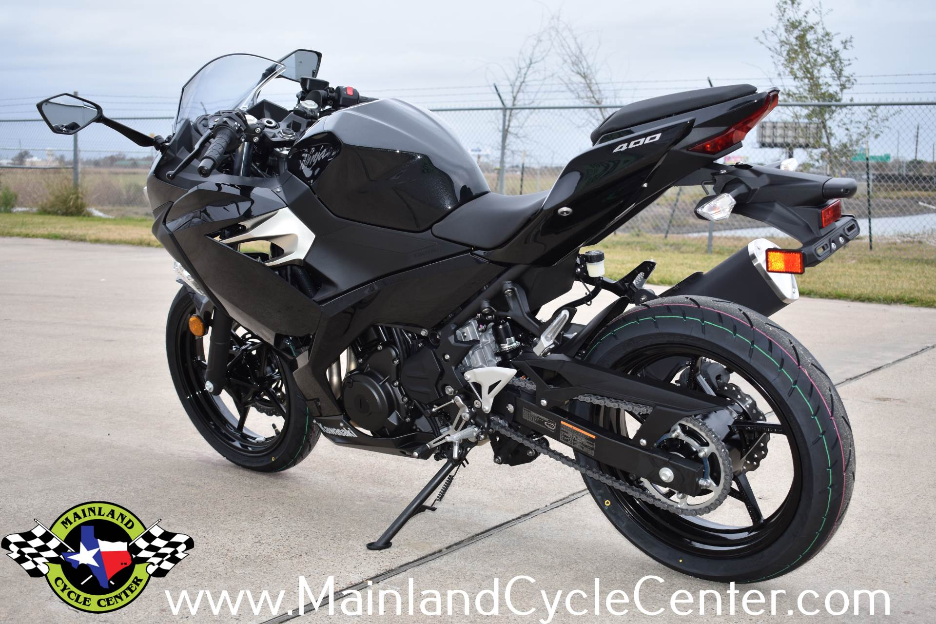 2019 Kawasaki Ninja 400 ABS in La Marque, Texas - Photo 8