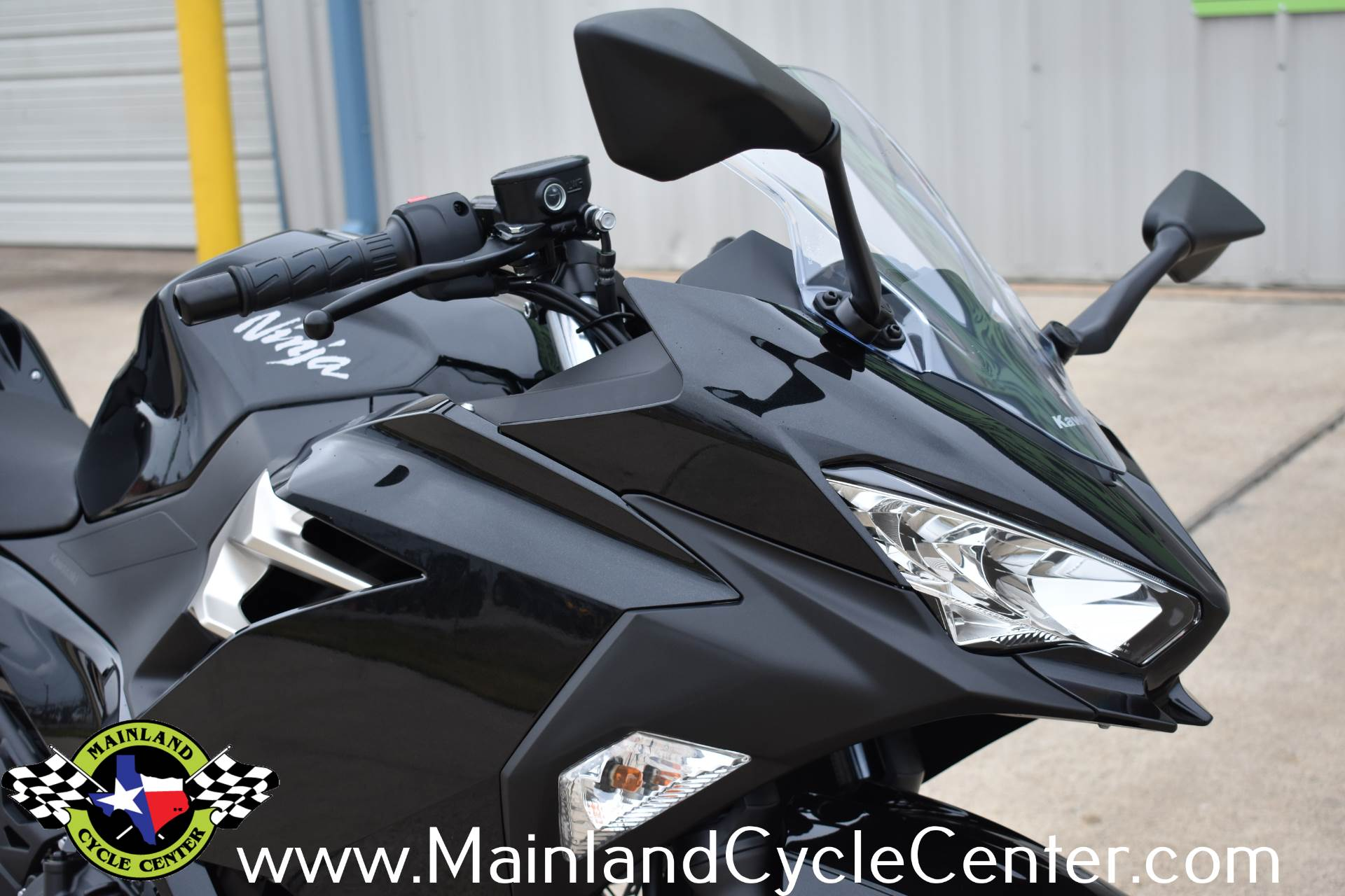 2019 Kawasaki Ninja 400 ABS in La Marque, Texas - Photo 13