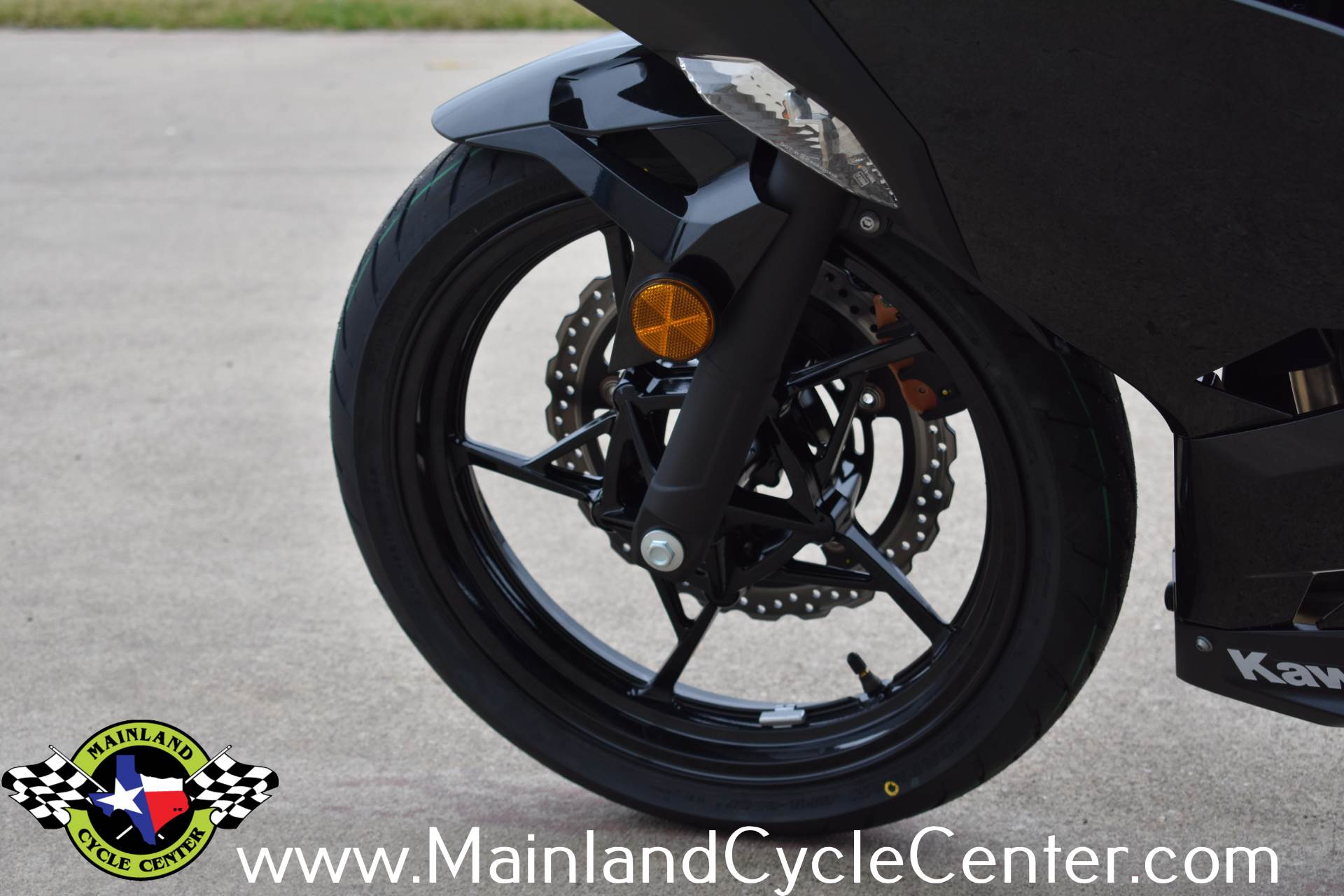 2019 Kawasaki Ninja 400 ABS in La Marque, Texas - Photo 20