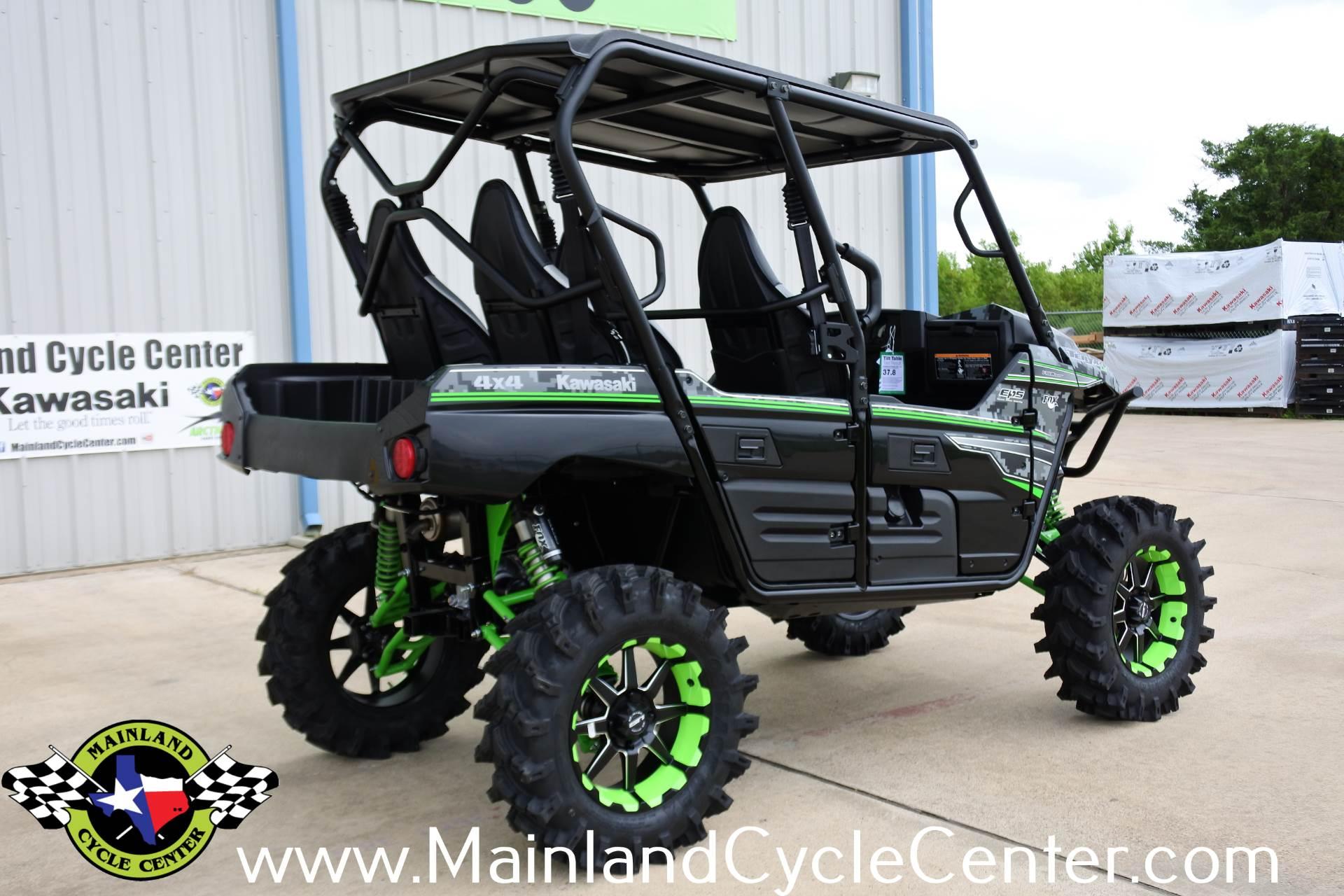 2018 Kawasaki Teryx4 Le Camo In La Marque Texas