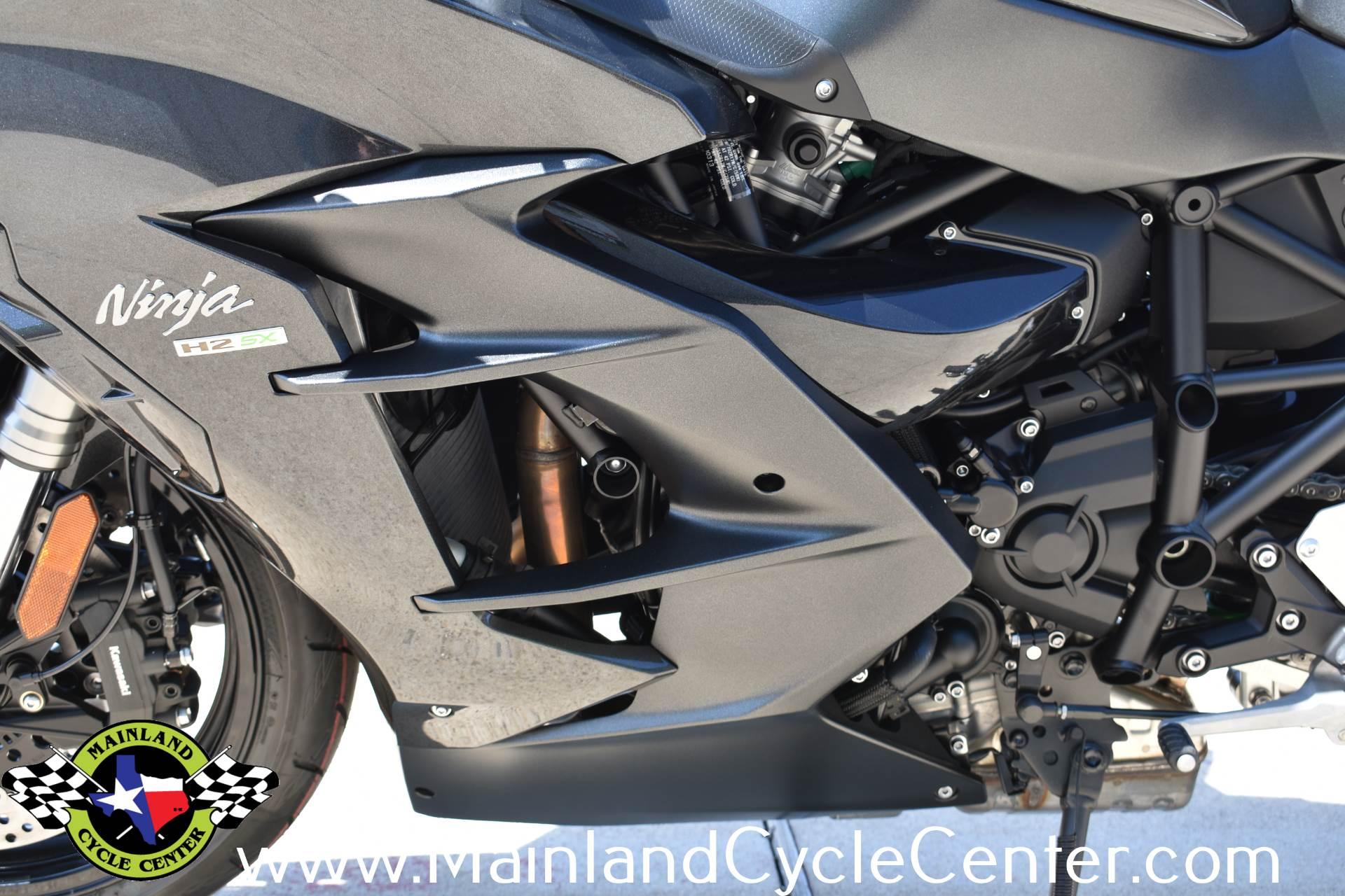 2018 Kawasaki Ninja H2 SX In La Marque Texas