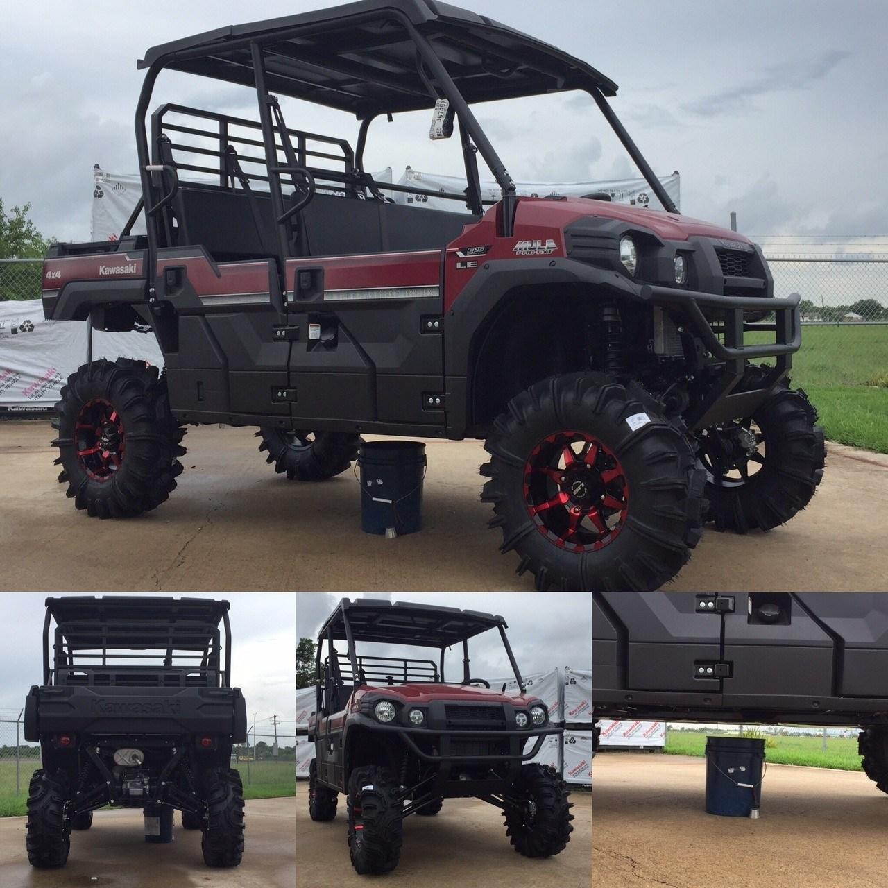 2016 Kawasaki Mule Pro-FXT EPS LE in La Marque, Texas