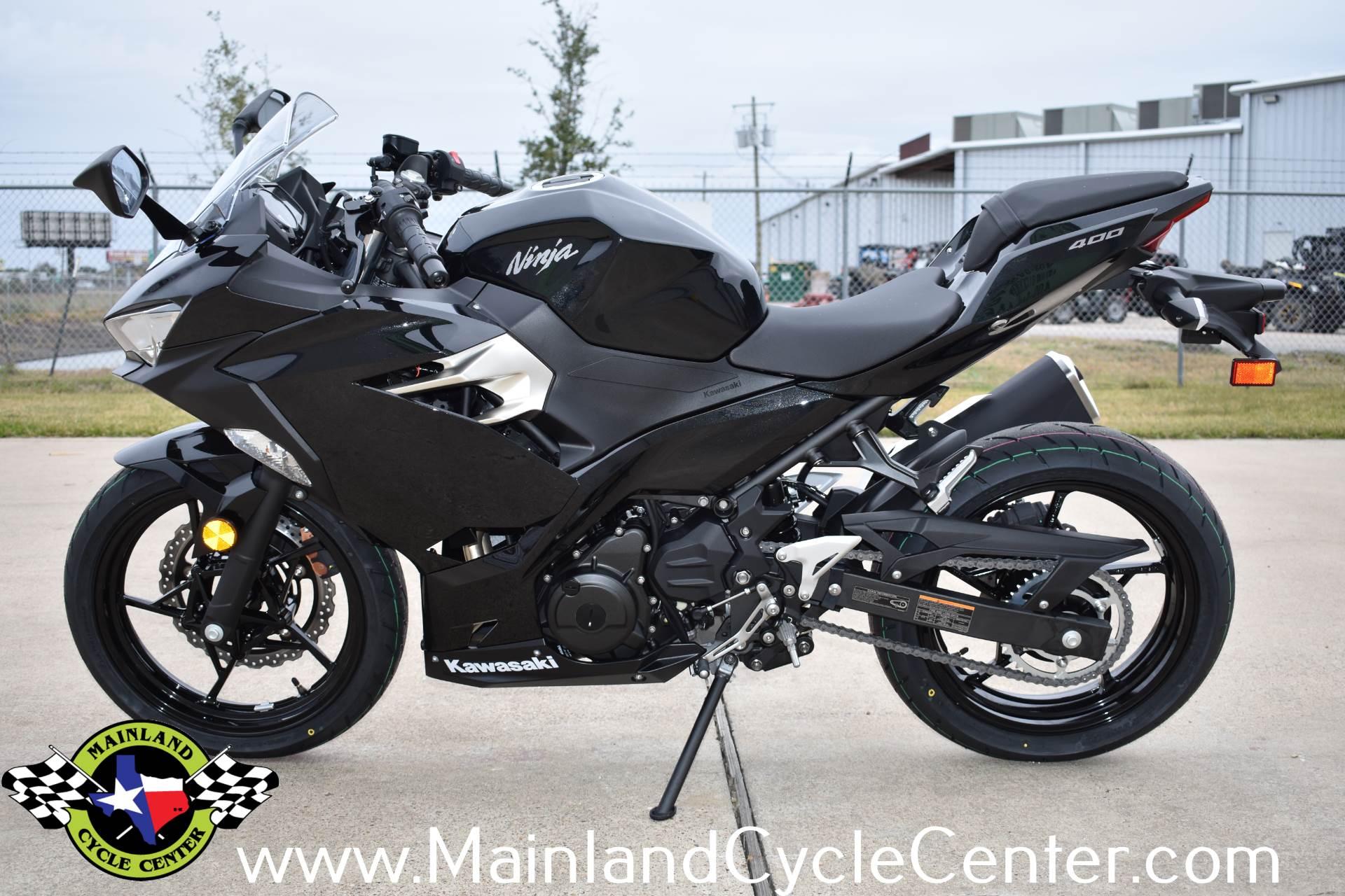 2019 Kawasaki Ninja 400 ABS 6