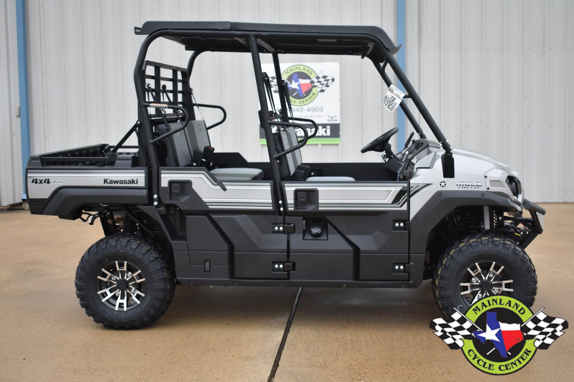 2020 Kawasaki Mule PRO-FXT Ranch Edition 2
