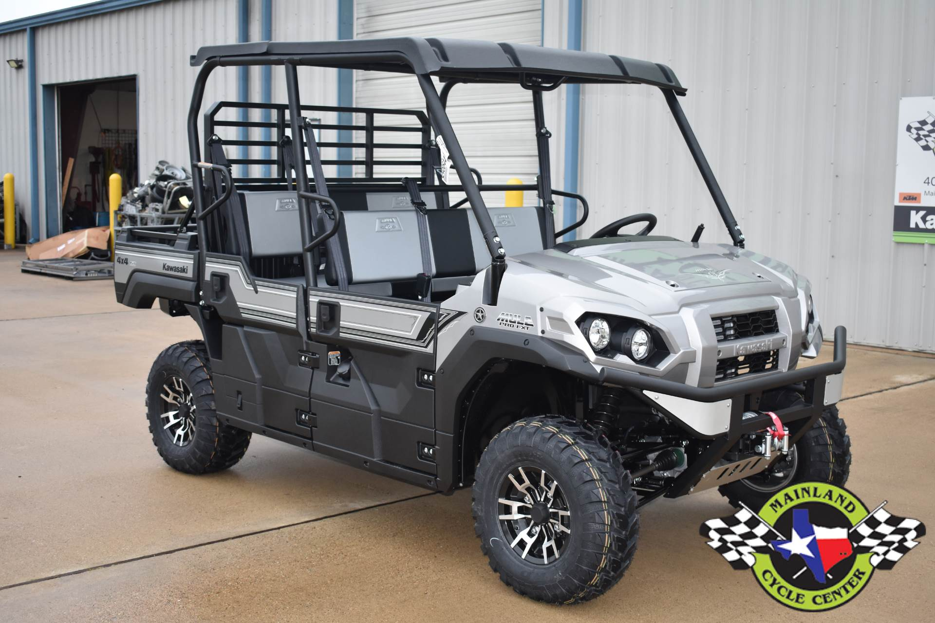 2020 Kawasaki Mule PRO-FXT Ranch Edition 3