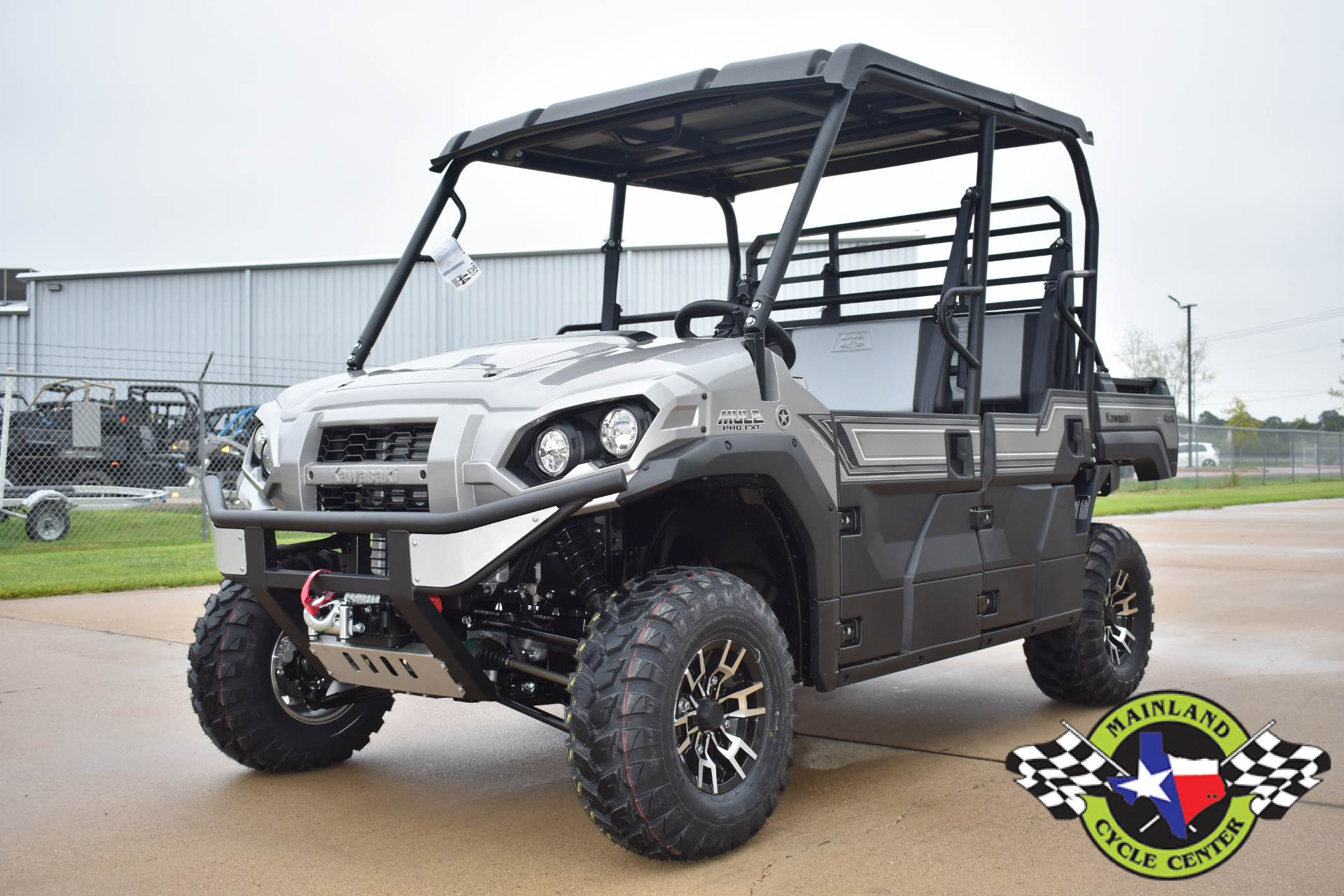 2020 Kawasaki Mule PRO-FXT Ranch Edition 1