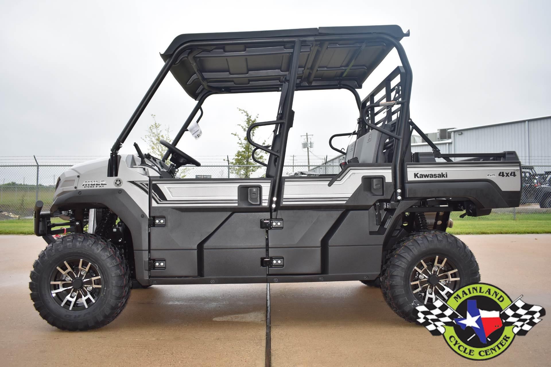 2020 Kawasaki Mule PRO-FXT Ranch Edition 4