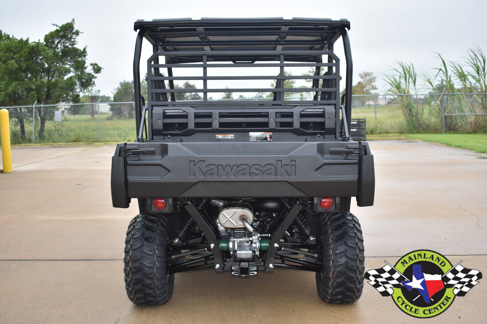 2020 Kawasaki Mule PRO-FXT Ranch Edition 7