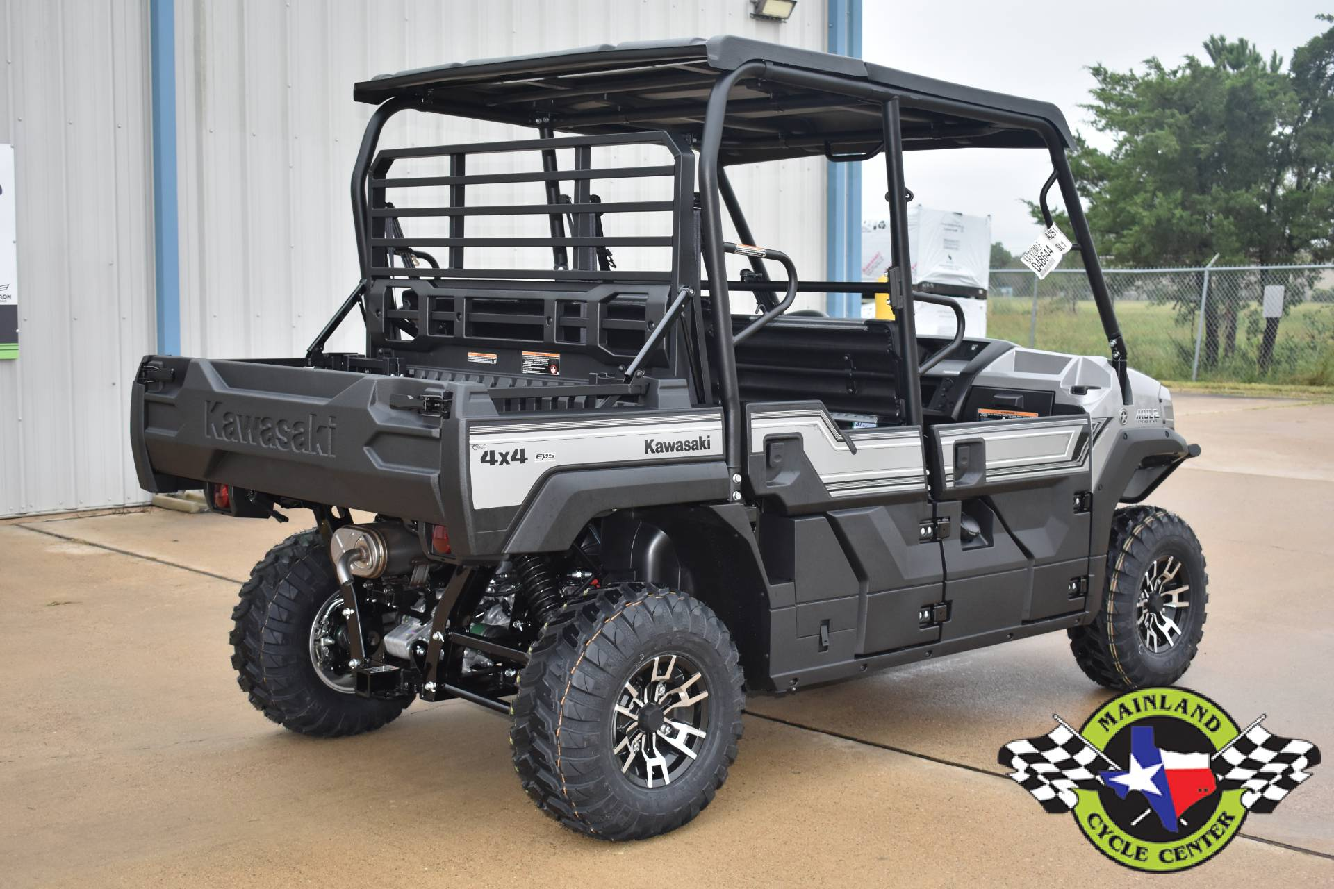 2020 Kawasaki Mule PRO-FXT Ranch Edition in La Marque, Texas - Photo 3