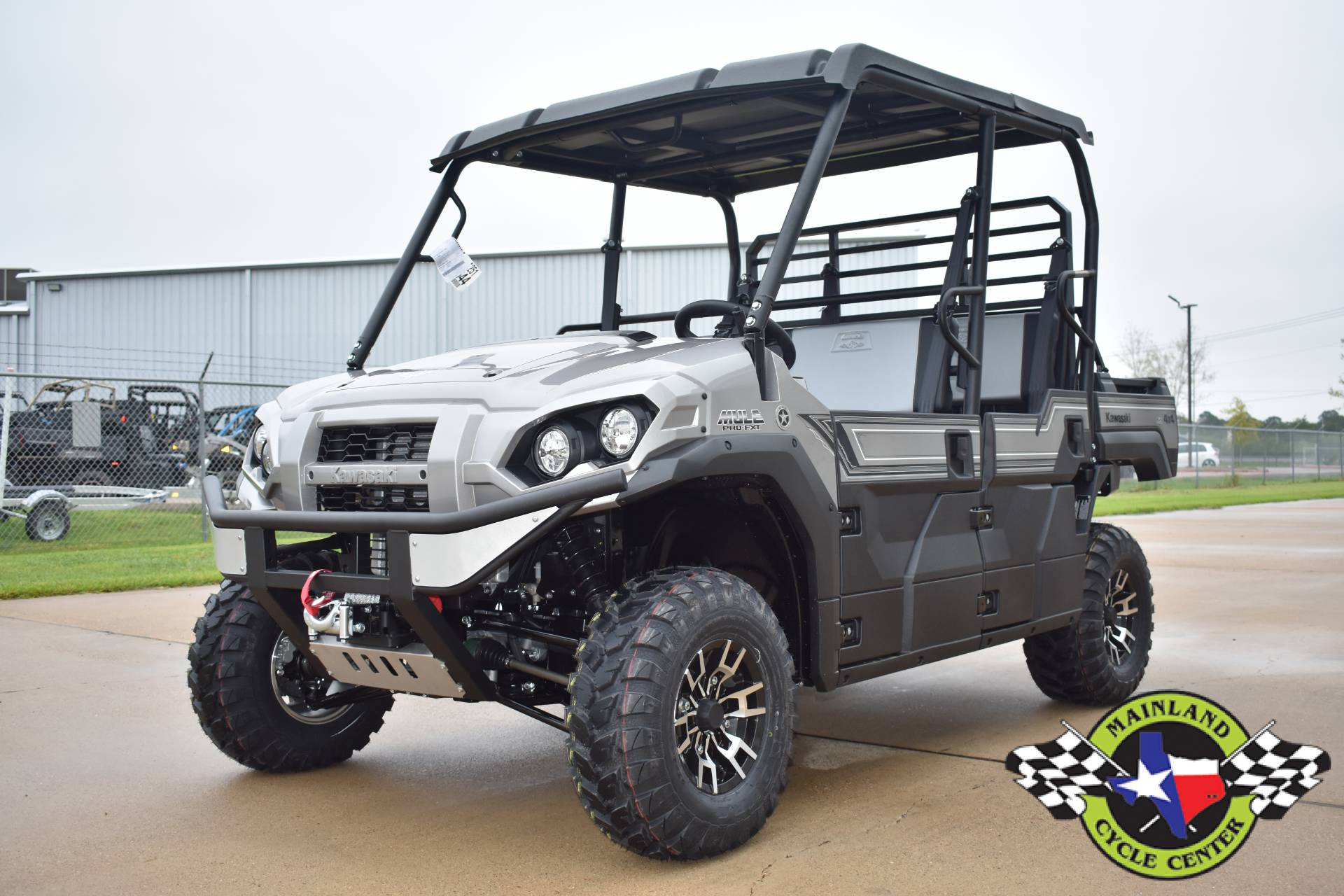 2020 Kawasaki Mule PRO-FXT Ranch Edition in La Marque, Texas - Photo 5