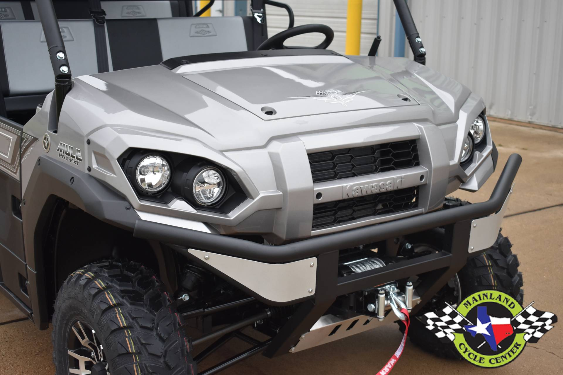 2020 Kawasaki Mule PRO-FXT Ranch Edition in La Marque, Texas - Photo 9