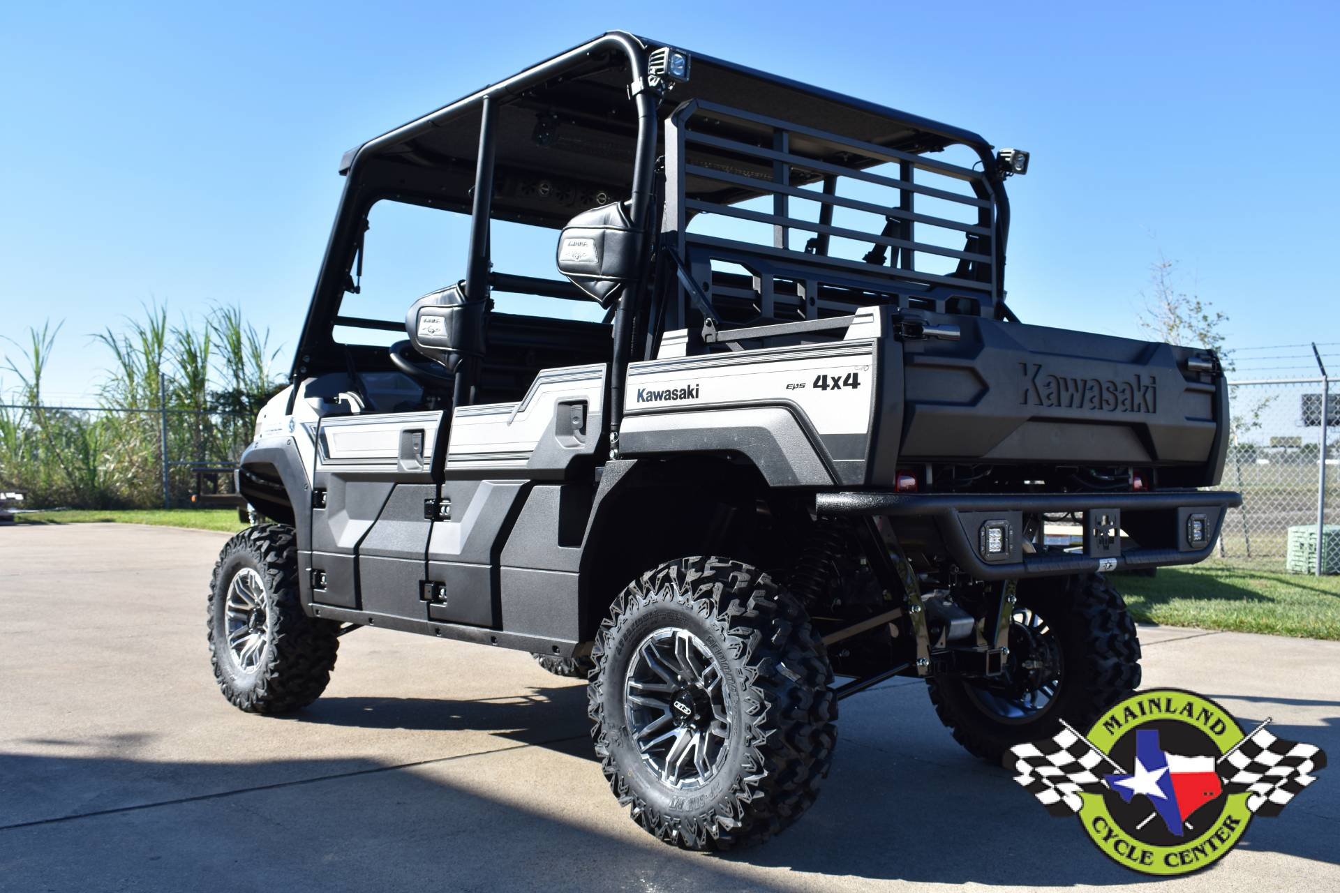 2020 Kawasaki Mule PRO-FXT Ranch Edition in La Marque, Texas - Photo 6