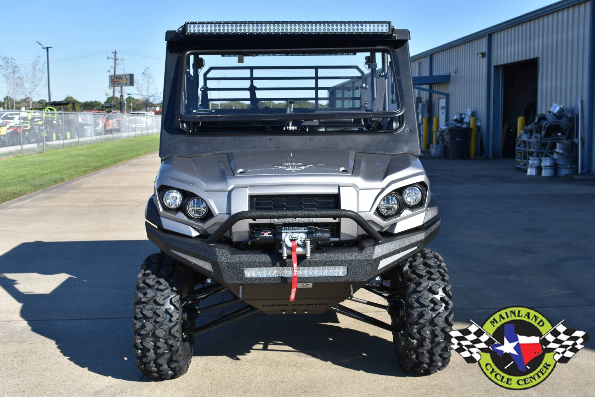 2020 Kawasaki Mule PRO-FXT Ranch Edition in La Marque, Texas - Photo 8