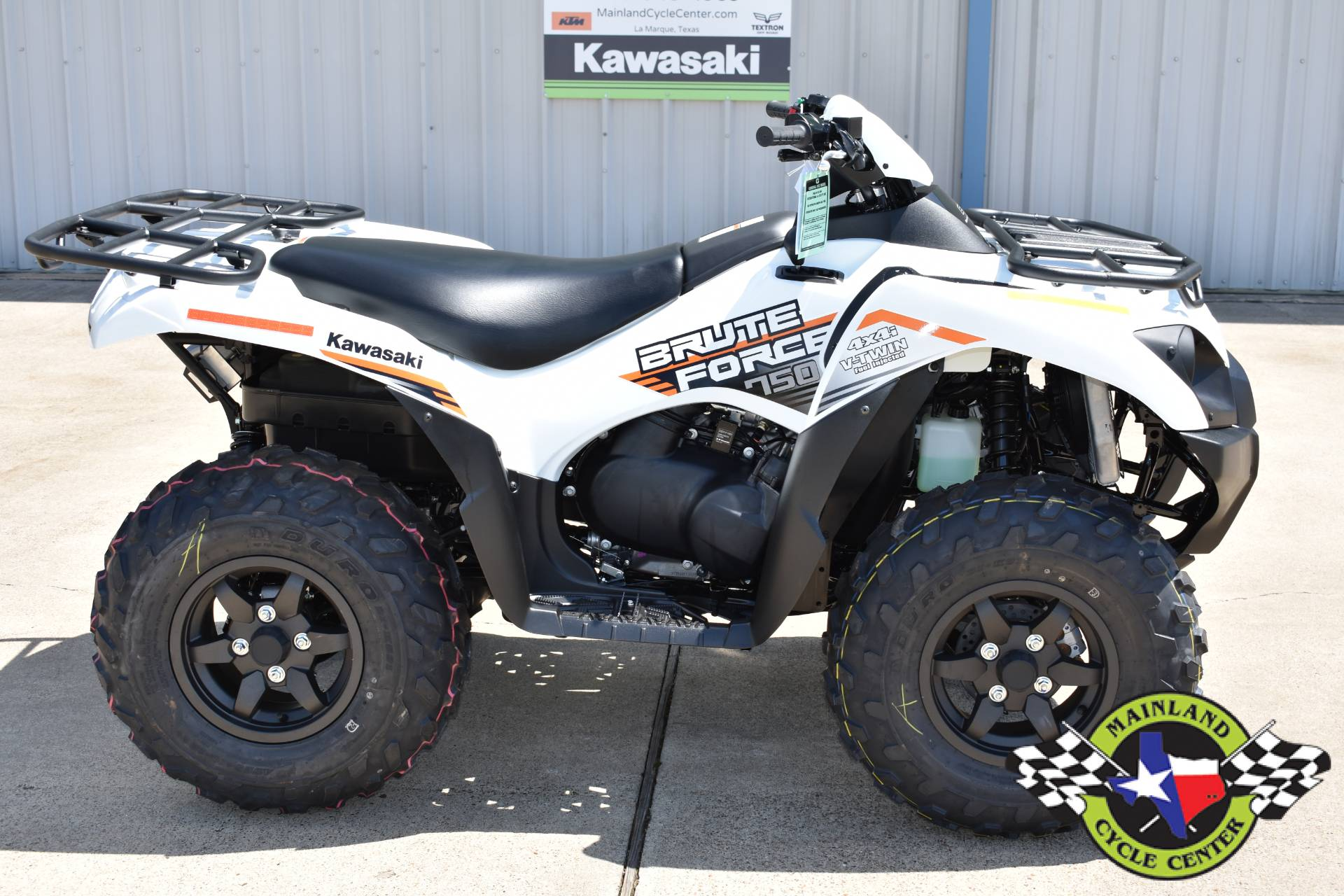 2021 Kawasaki Brute Force 750 4x4i EPS in La Marque, Texas - Photo 1