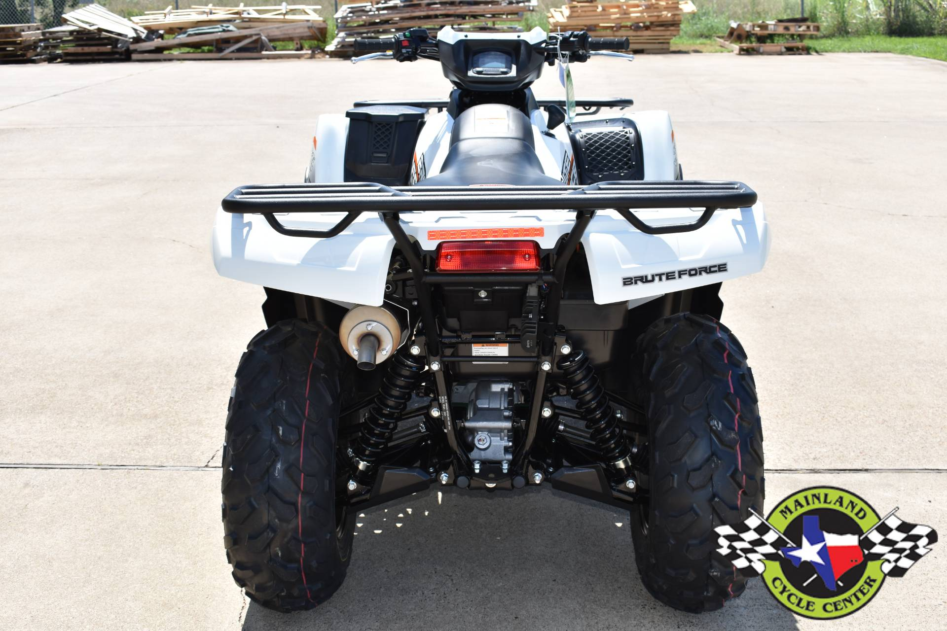 2021 Kawasaki Brute Force 750 4x4i EPS in La Marque, Texas - Photo 7