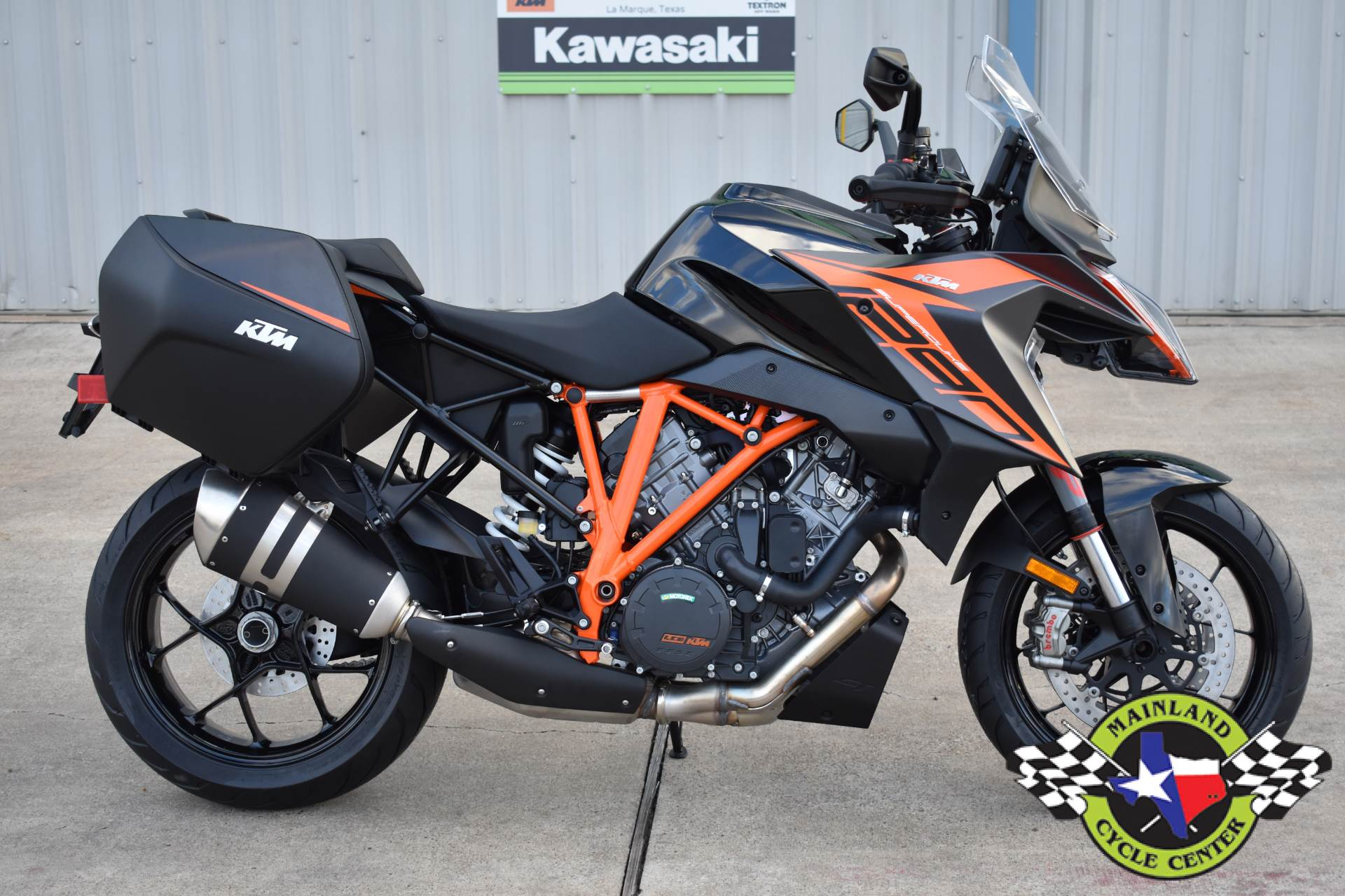2020 KTM 1290 Super Duke GT in La Marque, Texas - Photo 1