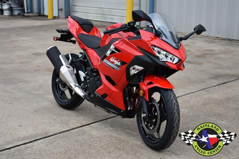 2021 Kawasaki Ninja 400 ABS in La Marque, Texas - Photo 3