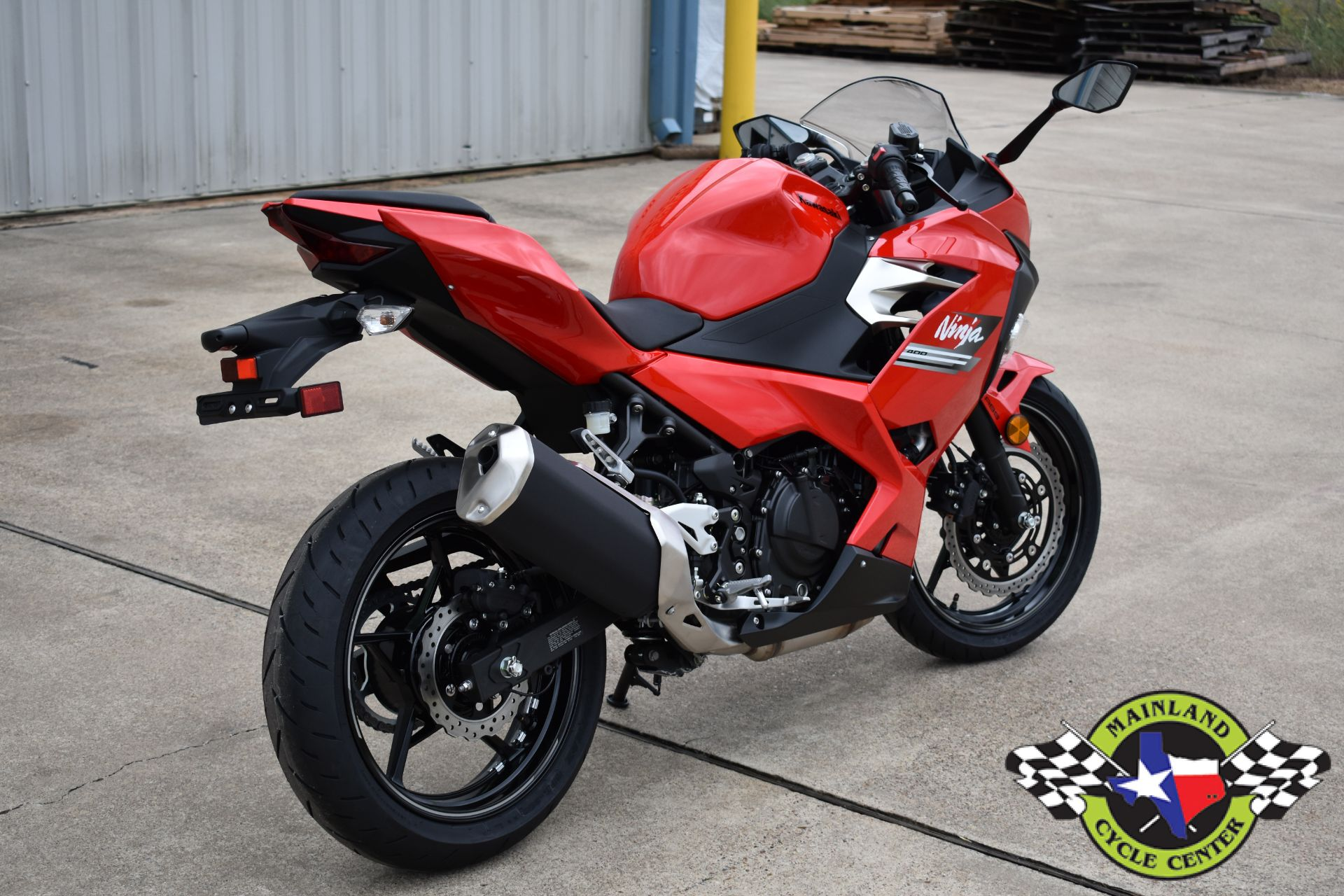 2021 Kawasaki Ninja 400 ABS in La Marque, Texas - Photo 4