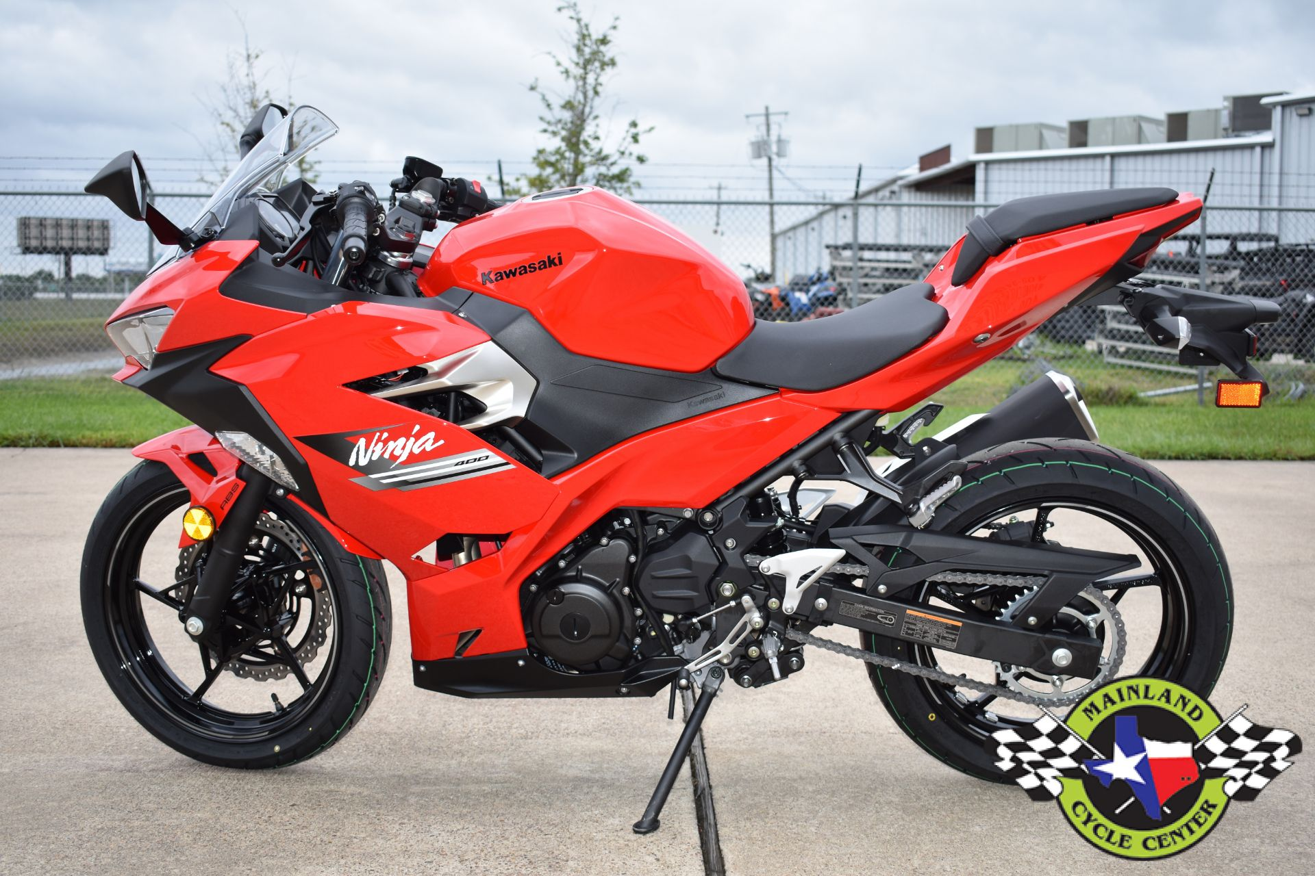 2021 Kawasaki Ninja 400 ABS in La Marque, Texas - Photo 5