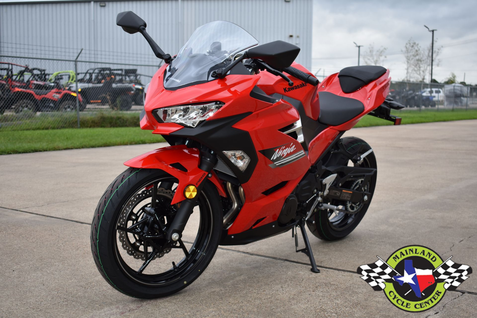 2021 Kawasaki Ninja 400 ABS in La Marque, Texas - Photo 6